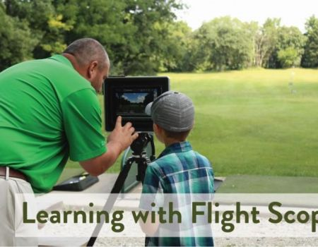 Junior-Golf-Camp-flight-scope
